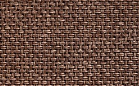 background brown braided jute type Stock Photo - 19316325