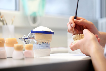 dental dentist objects implants photo