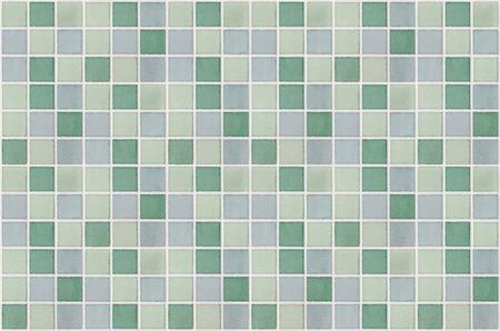 marble mosaic tiles green square Reklamní fotografie