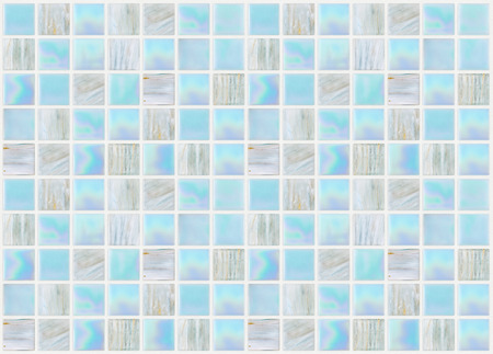 blue square tiles with various effects marble photo