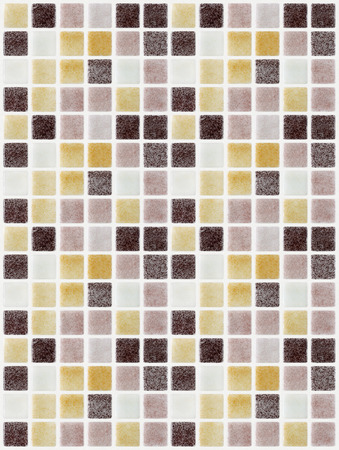 mosaic marble tiles colored square photo