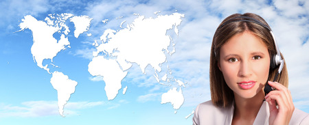 call center operator internationale contacten