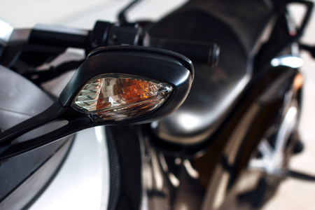 Turn signal for Trike or tricycle vehicle Spyder