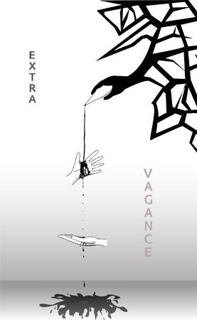 ébredés: Extravagáns Awakening illusztráció