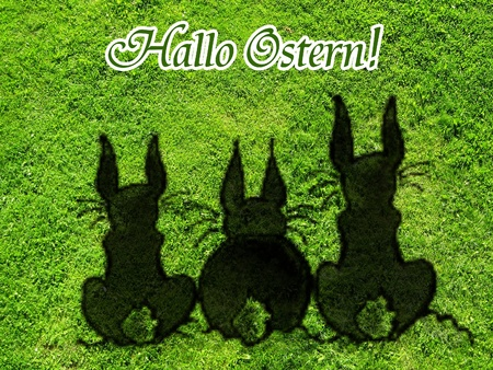 Ostern: Hello Easter