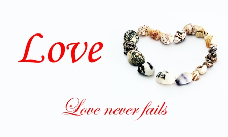 fails: love never fails