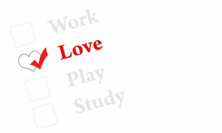 Love Stock Photo - 12295508