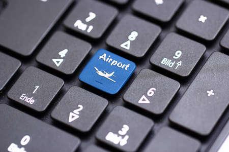 airport keyboard photo