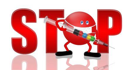 quarantine: STOP! H1 N1