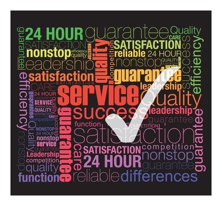 trustworthy: quality service