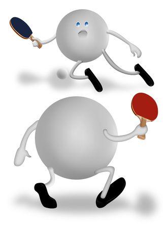 table tennis: pingpong
