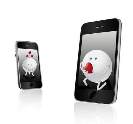 3g: 3G Technology & white elegance