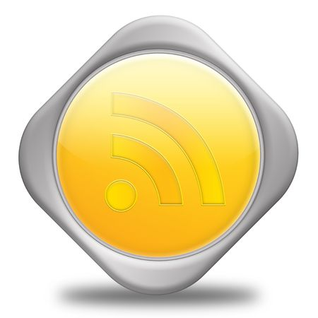 syndication: REALLY SIMPLE SYNDICATION RSS BUTTON