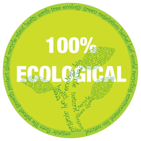 Ecological symbol Stock Vector - 7619722