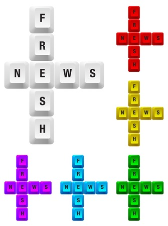 fresh news: fresh news key