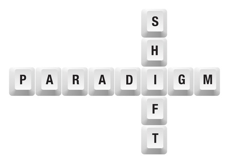 shift: paradigm shift key