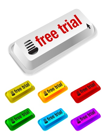 trial: free trial button