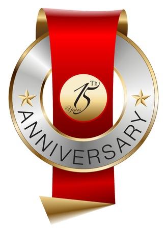 15th: 15th anniversary