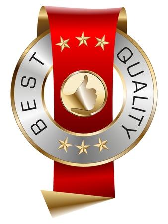 guarantee seal: La mejor calidad Vectores