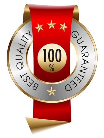 guarantee seal: Mejor Calidad garantizada