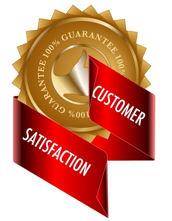 Customer Satisfaction Stock Vector - 13157812