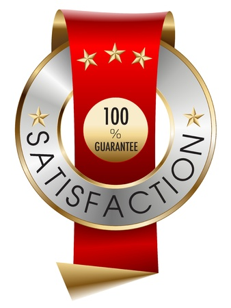 Satisfaction Guarantee Illustration