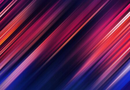 dark blue and pink simple tilted parallel lines background and pattern abstract vibrant geometric rainbow background and pattern