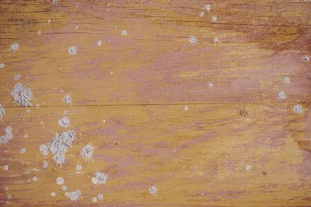 orange and brown old Wooden planks isolated background texture and Brown wooden texture