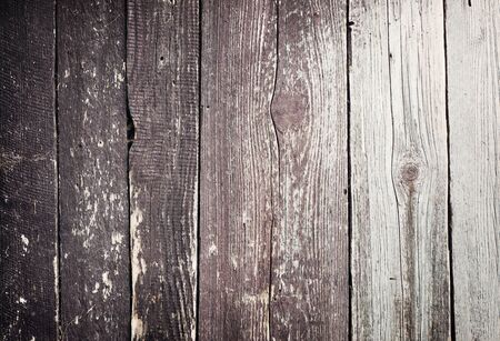 black and gray old Wooden planks isolated background texture and Brown wooden texture