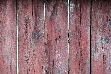 red old Wooden planks isolated background texture and Brown wooden texture