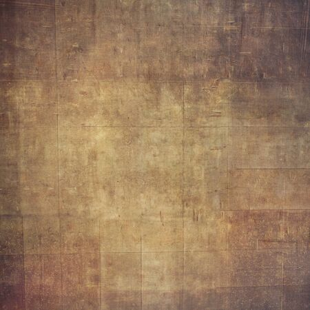 dark orange abstract vintage grunge wall texture pattern.abstract old background with gradient fine art design and vignette Stockfoto