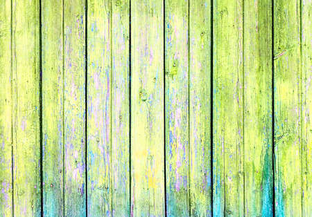 lite green wooden textured concept and natural walnut wooden texture on background. Banco de Imagens