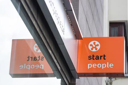 Starterskantoor in Antwerpen