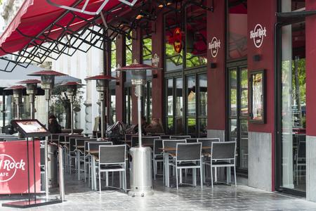 antwerp: Hard Rock café Groenplaats Antwerp