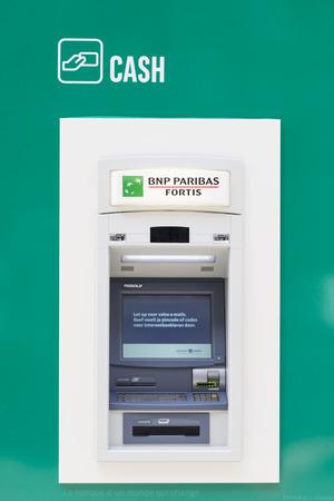 BNP Paribas Fortis ATM