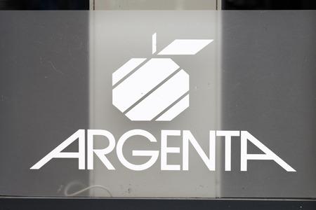 Argenta belgian bank logo