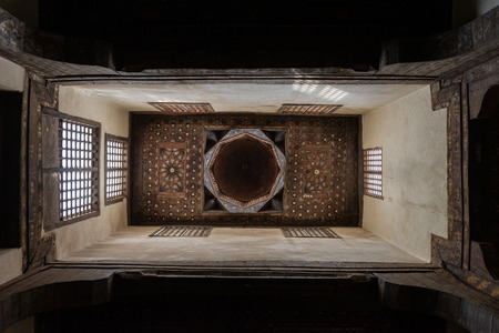 Bayt Al-Suhaymi (House of Suhaymi) is an old Ottoman era house museum in islamic Cairo, Egypt. It was originally built in 1648 by Abdel Wahab el Tablawy along the Darb al-Asfar, a very prestigious and expensive part of Islamic Cairo. In 1796 it was purc