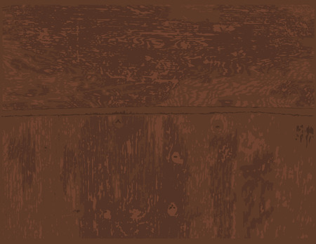 Rotting plywood background.