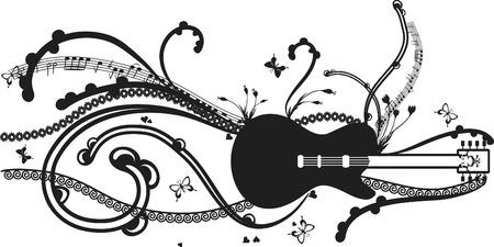kifejező:  and expressive electric guitar