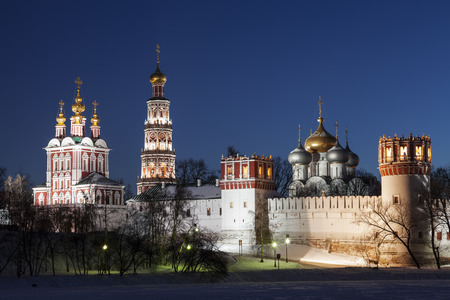 Operating monasteries of Moscow. Womens monasteries in Moscow (photo)