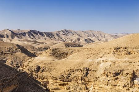 judean desert: Judean desert, Palestine