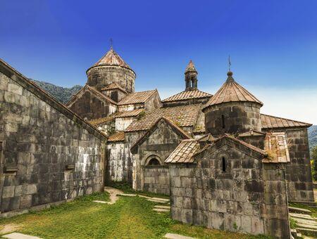 Monastère arménien médiéval Haghpat, 10 siècle. Arménie