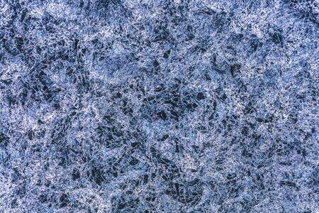 Patterns on the ice of lake Baikal. Irkutsk region, Eastern Siberia, Russia