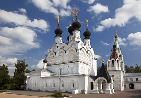 Holy Trinity convent in Murom (17th century), Vladimir region. Russia
