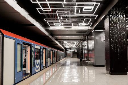 Interior of the