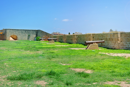 The fortress was restored during the reign of the Ottoman Empire. Akko. Israel