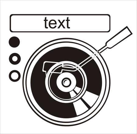 DJ icon.