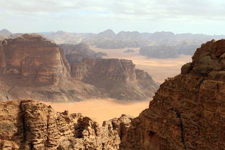 Wadi rum desert.
