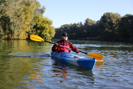 Kayaking the Colorado River Between Lees Ferry and Glen Canyon Dam
