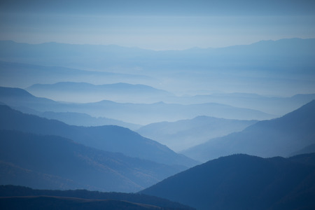 blue grey: andes mountains - landscapes